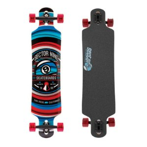 "Longboard Completo Sector 9 Meridian 9.75"" x 40"""