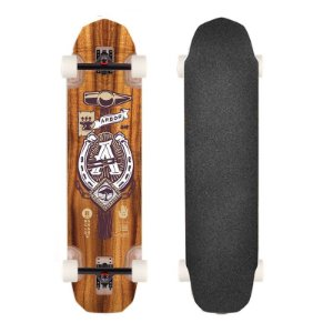 "Longboard Completo Arbor Backlash 37"""