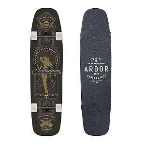 "Longboard Completo Arbor Shakedown Gt 37"""