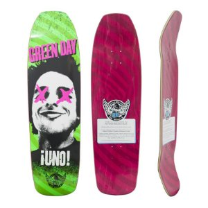 Shape Real Old School Green Day Uno 9.25