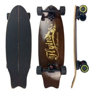 Simulador de Surf Flying Gold 9.6""