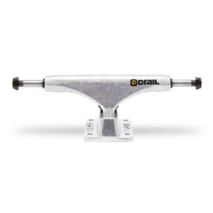 Truck Crail Classic Color Logo Hi 139mm Silver