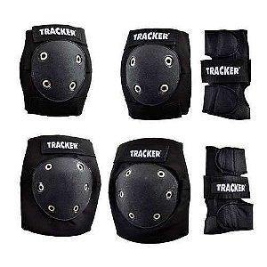 Kit Proteção Tracker Iniciante Junior