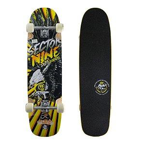 "Skate Completo Old School Sector 9 Budro Pro Signature 9.25"" x 36"""