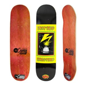 Shape Drop Dead NK2 Classic Covers Murilo Peres Bad Brains 8.5 x 32.5