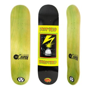 Shape Drop Dead Classic Covers Murilo Peres Bad Brains 8.1 x 32.2