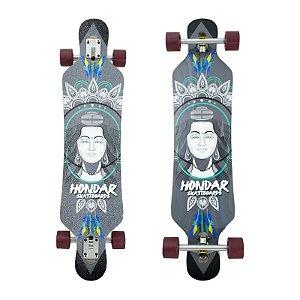 "Longboard Hondar Simétrico Shiva 9.5"" x 40"""