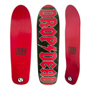Shape Drop Dead Nk2 New School ACDC 9.0 x 32.75