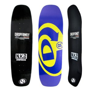 "Shape New School Drop Dead Retro Azul 8.8"" X 32.5"""