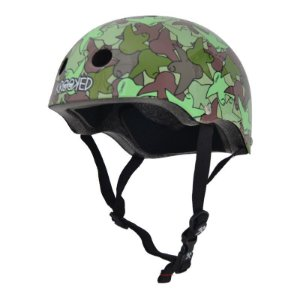 Capacete S-One Lifer Krooked Certified Camo