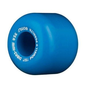 Roda Powell Peralta Mini-Cubic 64mm 95A Azul