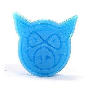 Parafina Vela Pig Neon Wax Blue