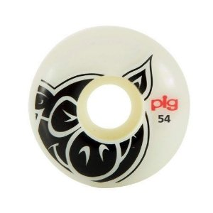 Roda Pig Head Natural 54mm 101a