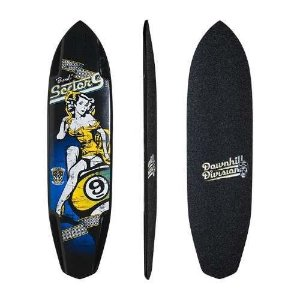 Shape Sector 9 Brandy 10""