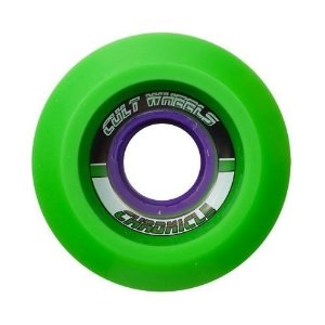 Roda Cult Chronicle 65mm 78A Verde