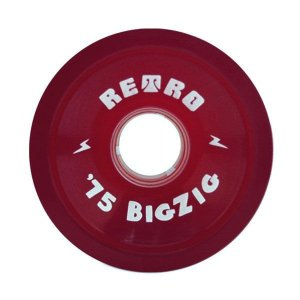 Roda Abec 11 Big Zig Retro 75mm 78A Vermelha