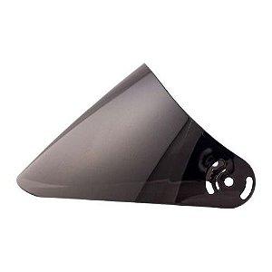 Viseira Capacete Predator Dh6 Full Face - Escura
