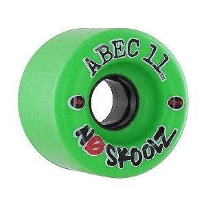 Roda Abec 11 No Skoolz 65mm 92A Verde