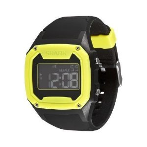 Relógio Freestyle Killer Shark Yellow Black Silicone