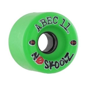 Roda Abec 11 No Skoolz 65mm 96A Verde