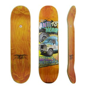Shape Anti Hero Maple Tony Trujillo Racing Day 8.75