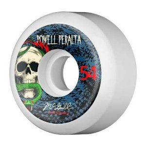 Roda Powell Peralta Mike Mcgill Snake 54mm PF Branca