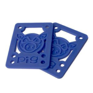 Pads Pig Soft Azul 1/8 (3,2 mm)