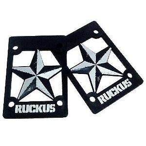 Pads Importado Ruckus 1/8 (3mm) Preto