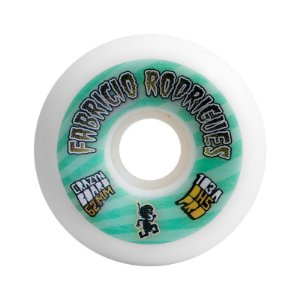 Roda Crazynboard DHS Pro Fabricio Rodrigues 62mm 103a