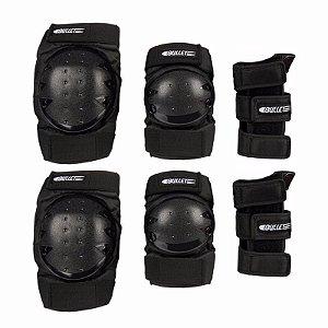 Kit Proteção Infantil Bullet Importado - P