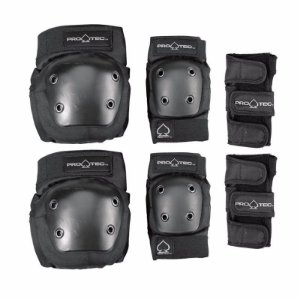 Kit Proteção Infantil Protec Street Gear