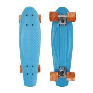 Mini Cruiser Kryptonics Torpedo Blue 22.5""