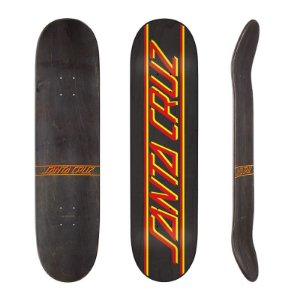 Shape Maple Santa Cruz Classic Strip Black 8.0