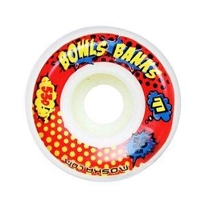 Roda Moska Bowls Banks 58mm 53d