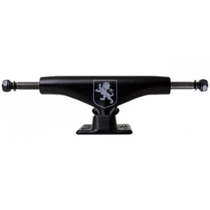 Truck Metallum Naccarato 129mm Low Black