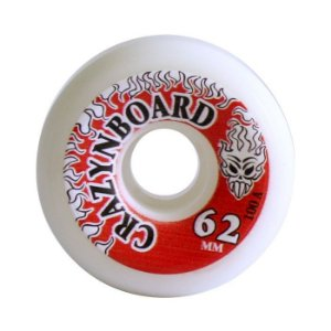 Roda Crazynboard Downhill Slide 62mm 100A