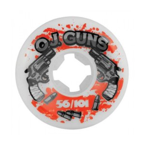 Roda Santa Cruz OJ Guns 2 56mm 101A