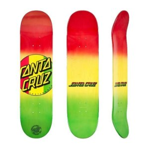 Shape Maple Santa Cruz Rasta Dot 8.0