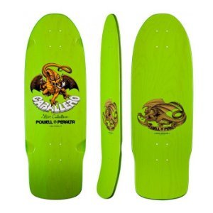 Shape Old School Powell Peralta Caballero Dragon Green 10""