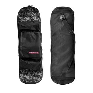 Skate Bag Black Sheep Street Ovelha Cinza