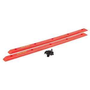 Grabber Santa Cruz Slimline Rails Vermelho