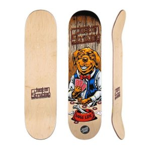 Shape Maple Santa Cruz Strubing Poker Dog 8.3