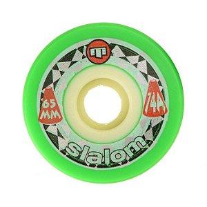 Roda Moska Slalom 65mm 74a