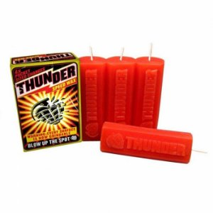 Parafina Vela Thunder Speed Wax