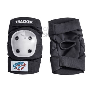 Cotoveleira Tracker Pro Street X - Tam. P/M