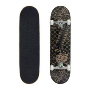 Skate Completo Black Sheep Semi Profissional Tattoo 7.88