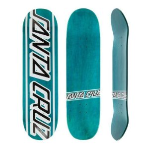 Shape Maple Santa Cruz Blue Classic Strip 9.0