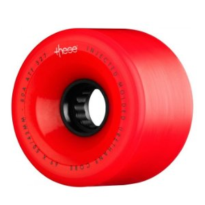 Roda These ATF 327 Centerset 69mm 80A Vermelha