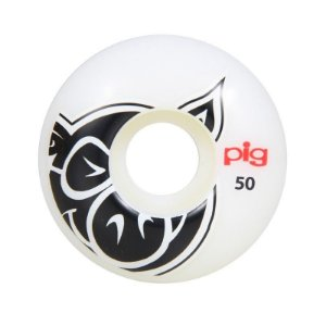 Roda Pig Head Natural 50mm 101a