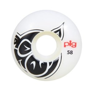 Roda Pig Head Natural 58mm 101a